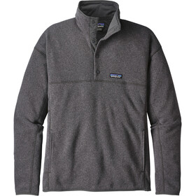 """Patagonia M's Better Sweater Marsupial Lightweight Pullover Forge Grey"""